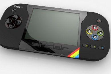 Esta consola portátil rescatará 1.000 juegos de Spectrum ZX