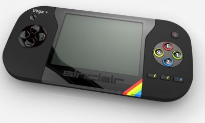 Esta consola portátil rescatará 1.000 juegos de Spectrum ZX 30
