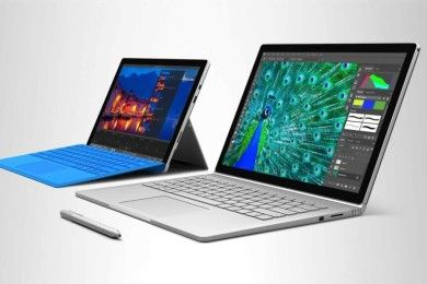 Microsoft Band 3, Surface Book 2 y Surface Pro 5 se irían a 2017
