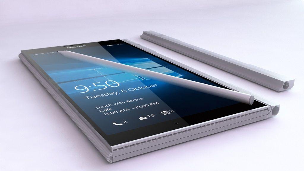 El Surface Phone podría contar con una CPU Kaby Lake 32