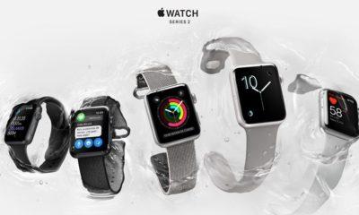 Apple presenta su nuevo wearable Watch Series 2 102