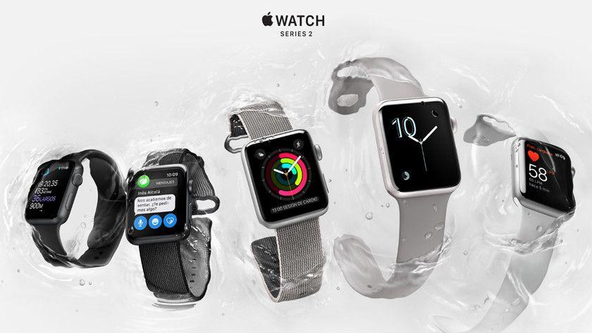 Apple presenta su nuevo wearable Watch Series 2