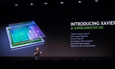 "NVIDIA Xavier, un auténtico ""supercerebro"" para coches inteligentes 32"