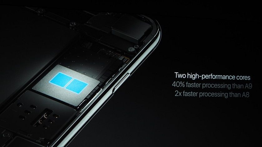 Una mirada a fondo al nuevo SoC A10 Fusion de Apple 28