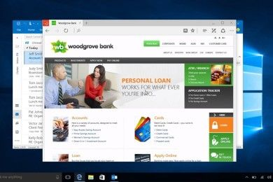 Microsoft Edge se mantendrá a salvo actuando como máquina virtual
