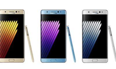 Samsung dejará de usar sus propias baterías en el Galaxy Note 7 75