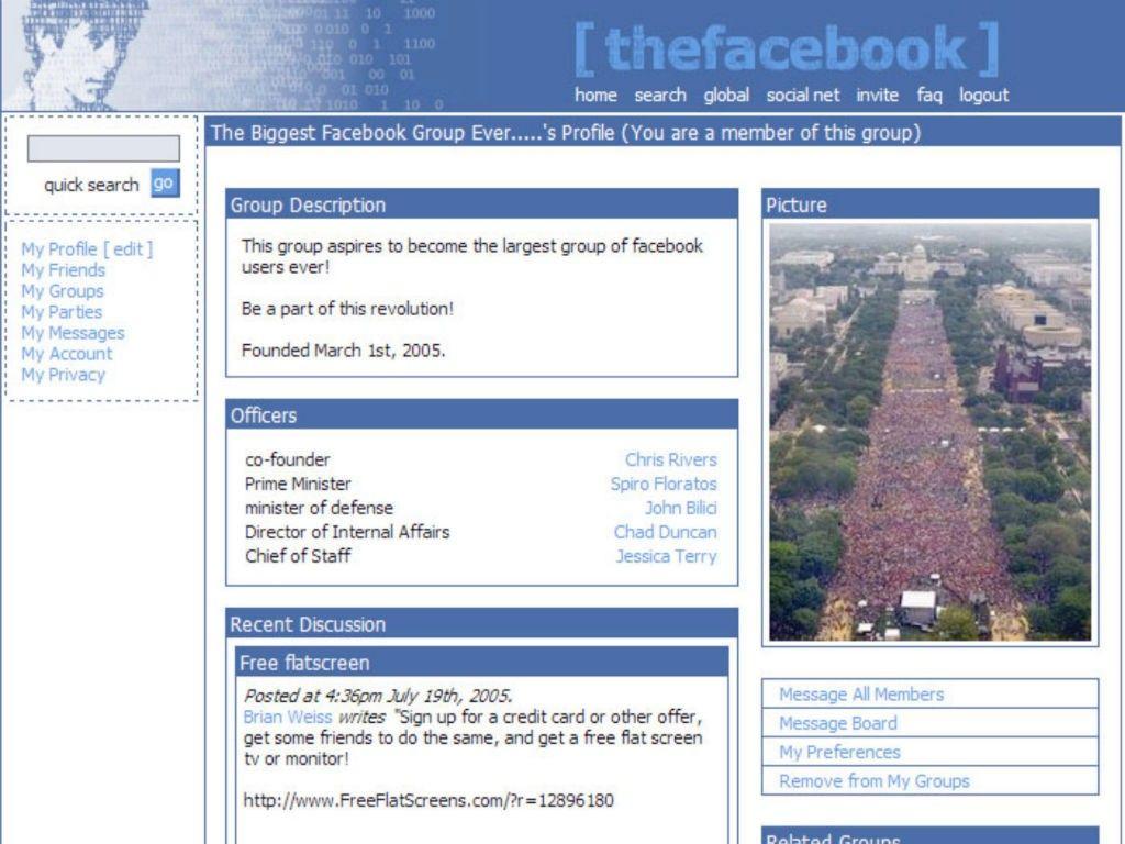 La evolución de Facebook en imágenes 29