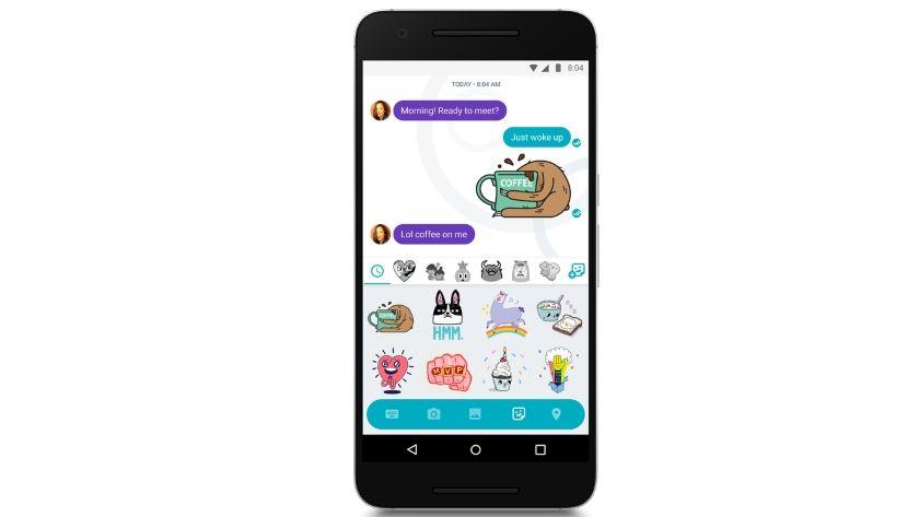Google presenta Allo, su WhatsApp con asistente personal 27
