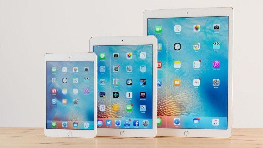 Apple aumenta la capacidad de los iPads y baja precios