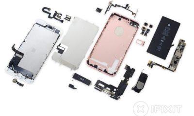 iFixit desmonta el iPhone 7 Plus y lo puntúa con un 7 sobre 10 77