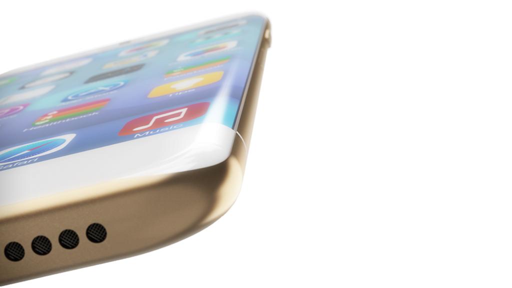 Una trabajadora confirma el cambio de diseño en el iPhone 8 28