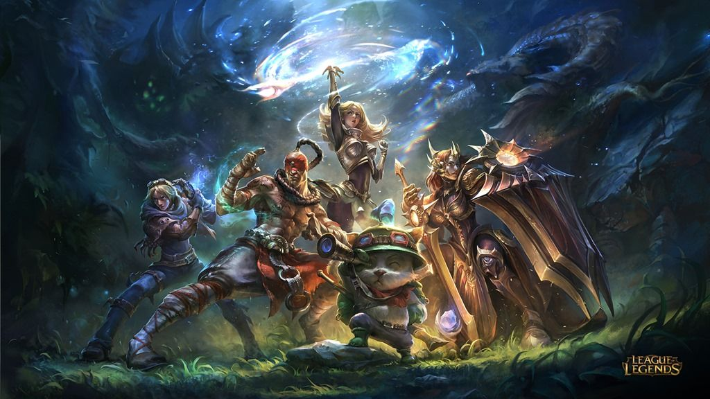 League of Legends, un fenómeno que ya suma 100 millones de usuarios 29