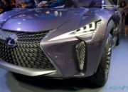 Lexus UX Concept, un coche propio de un superhéroe 30