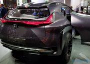 Lexus UX Concept, un coche propio de un superhéroe 34