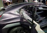 Lexus UX Concept, un coche propio de un superhéroe 38