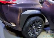 Lexus UX Concept, un coche propio de un superhéroe 40
