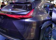Lexus UX Concept, un coche propio de un superhéroe 42