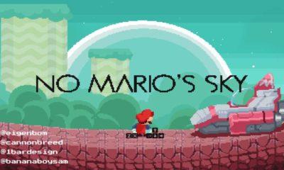 no mario's sky