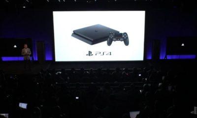 Sony presenta la nueva PS4 Slim, características y precio 49