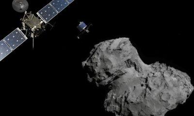 Adiós a la nave Rosetta, una de las misiones espaciales más importantes 29