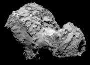 Adiós a la nave Rosetta, una de las misiones espaciales más importantes 44