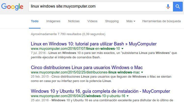 """En serio: """"site"""" es un operador valioso"""