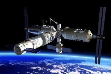 La estación espacial china se estrellará en la Tierra