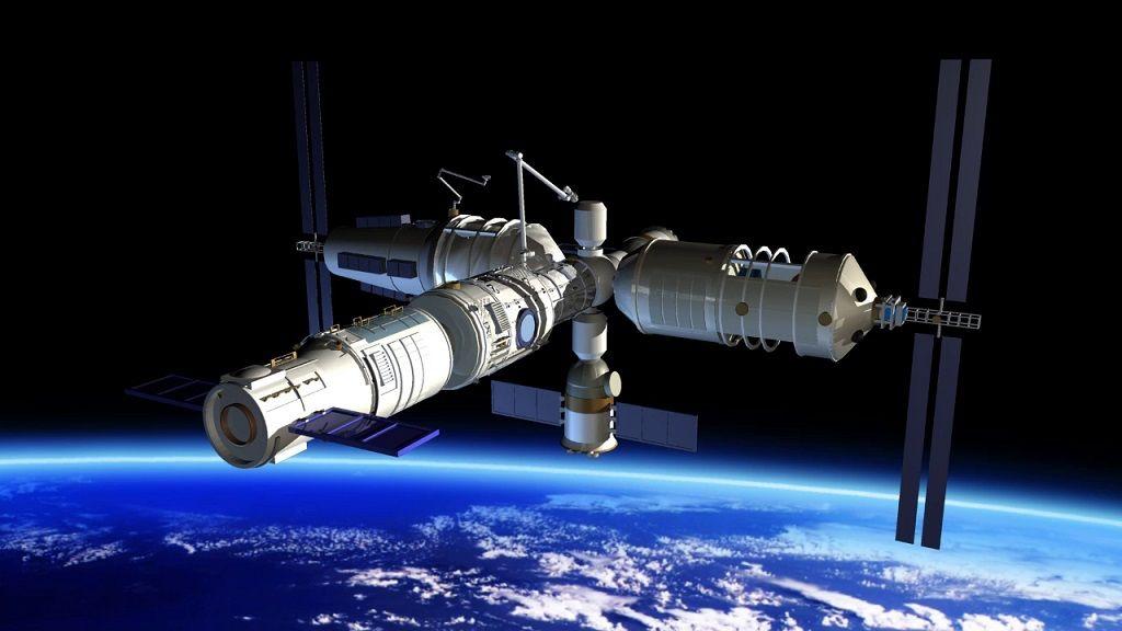 La estación espacial china se estrellará en la Tierra 32