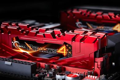Probamos las Ripjaws 4 DDR4 de G.Skill