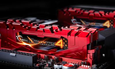 Probamos las Ripjaws 4 DDR4 de G.Skill 99