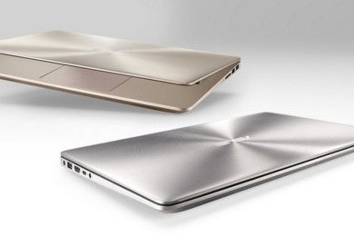 ASUS presenta Zenbook UX410