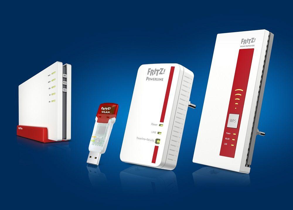 Análisis del AVM FRITZ!WLAN USB Stick AC 860, sobresaliente 32