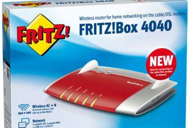 Sorteamos un router FRITZ!Box 4040