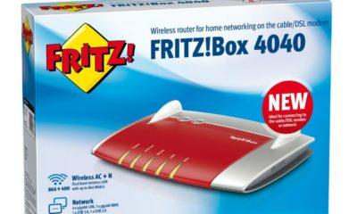 Sorteamos un router FRITZ!Box 4040 60