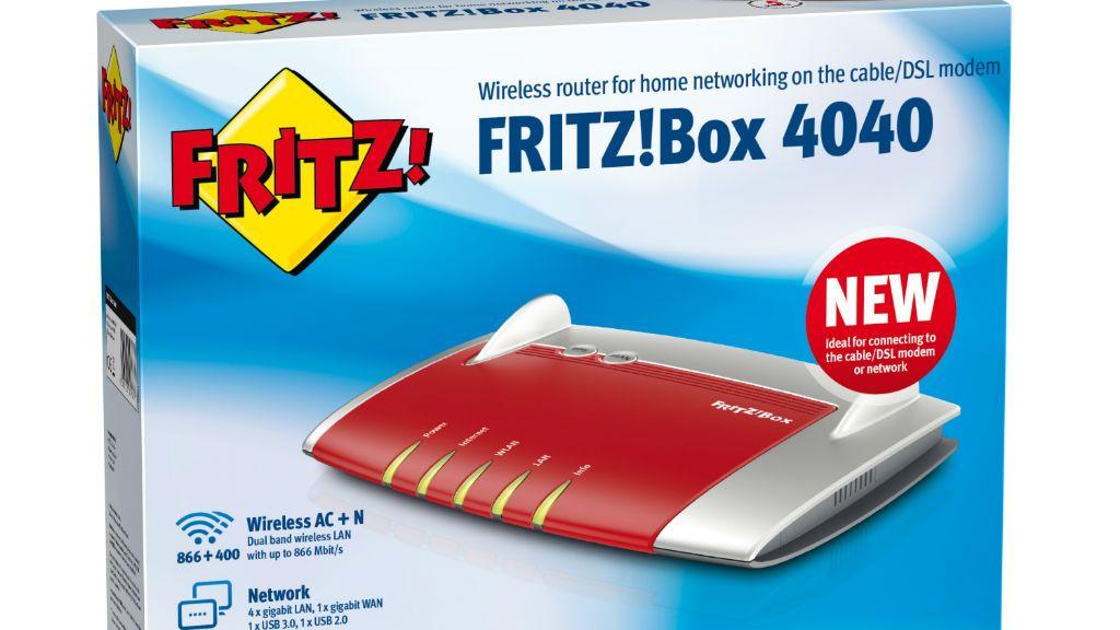 Sorteamos un router FRITZ!Box 4040 30