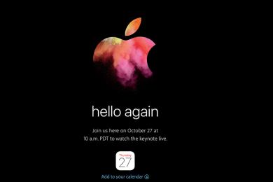 Cómo seguir el evento Apple en directo