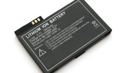 DARPA y la NASA también sufren los problemas de las baterías de litio 60