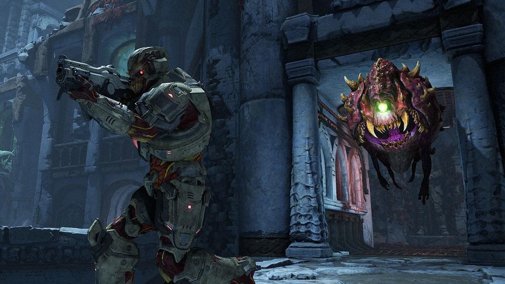 Hell Followed, así es el segundo DLC de pago de DOOM 27