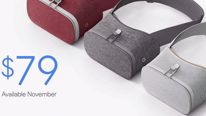 Google presenta Daydream View 30