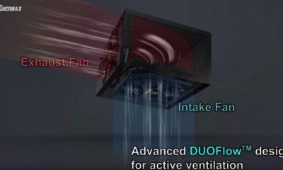 Enermax Revolution DUO, vuelven las fuentes con doble ventilador 28