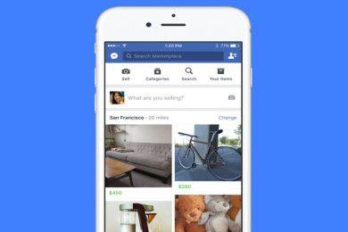 Facebook Marketplace, el servicio de compraventa de la red social