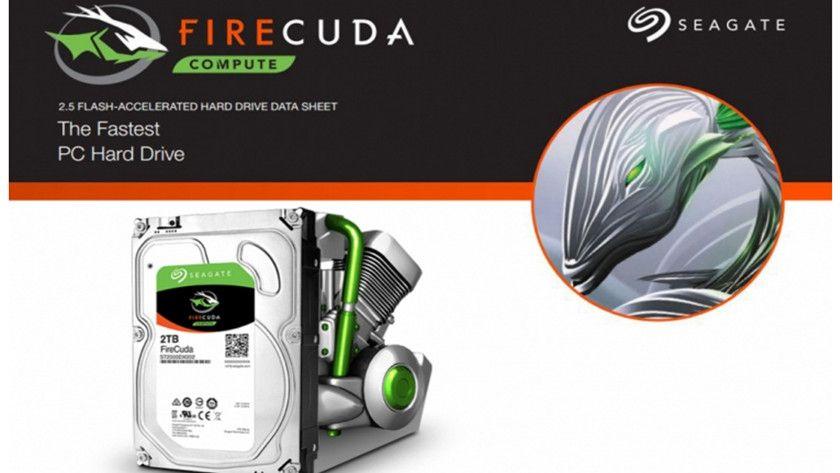 Seagate amplía su gama de SSHDs FireCuda de alto rendimiento 29