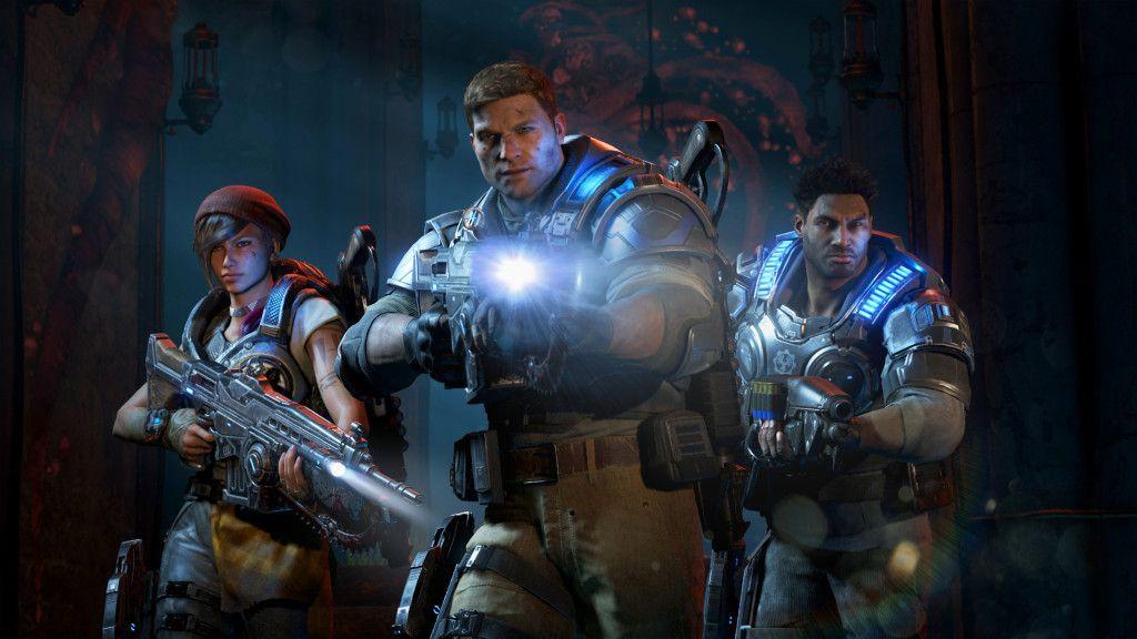 Gears of War 4 no es un mal port a PC, todo lo contrario 29