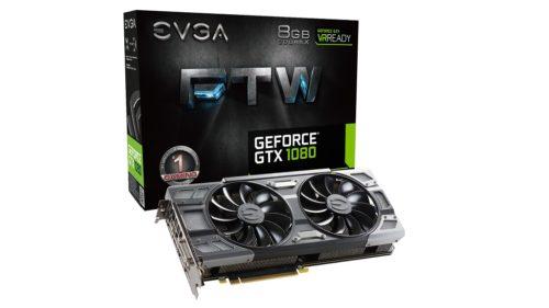 Las GTX 1070 y 1080 de EVGA dan problemas por exceso de calor