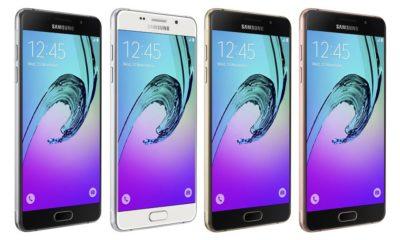 El Samsung Galaxy A7 (2017) aparece listado en AnTuTu, especificaciones 28