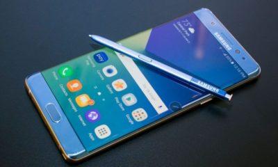 AT&T considera dejar de vender el Galaxy Note 7 de Samsung 117