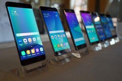 Samsung certificó por su cuenta las baterías del Note 7