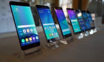 Samsung certificó por su cuenta las baterías del Note 7 76