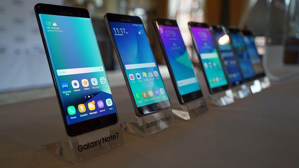Samsung certificó por su cuenta las baterías del Note 7 31