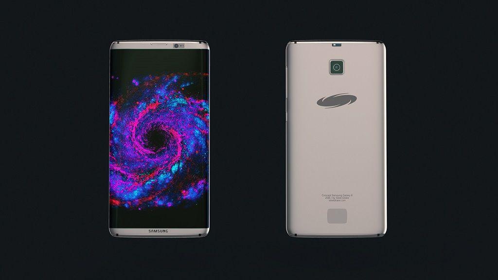 El Galaxy S8 sería presentado el próximo 26 de febrero 30